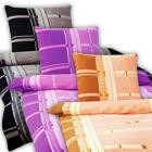 Flauschbettwäsche 2tlg. mit Farbauswahl