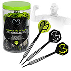 Steeldarts MVG 21er Set in Dose
