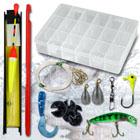 128530100 60tlg. Fischbox