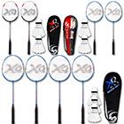 Badminton Schläger und Ball Set mit Modellauswahl