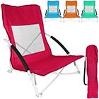 Strandstuhl mit Netz mit Farbauswahl
