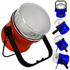Campinglampe 48 LEDs mit Farbauswahl