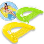 Schwimmring mit Sitz mit Farbauswahl