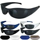 Sonnenbrille mit Etui mit Farbauswahl