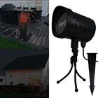Wetterfester Laser-Projektor