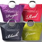 Einkaufstasche mit farbauswahl
