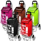 Einkaufstrolley mit Farbauswahl
