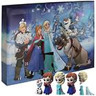 Adventskalender Frozen Puzzle Radierer