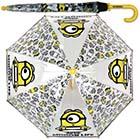 Regenschirm Minions Bubble gelb-schwarz