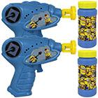 Seifenblasenpistole Minions - 2 Stück
