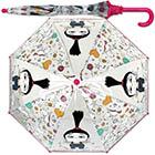 Regenschirm Minions Bubble pink