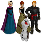 Frozen Figuren mit Modellauswahl
