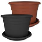 Pflanzkübel oder Untersetzer mit Farb- und Größenauswahl NEU