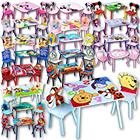 Kindersitzgruppe mit Motivauswahl