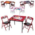 Falttisch mit 2 Stühlen mit Motivauswahl