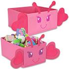Spielzeugbox Schmetterling mit Größenauswahl