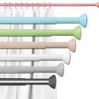Duschstange Alu oder Metall mit Farbauswahl