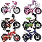 Kinderfahrrad 12 Zoll mit Modellauswahl