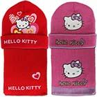 2tlg. Winterset von Hello Kitty mit Farbauswahl