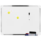 Whiteboard 60x45cm inklusive Marker 3er Set