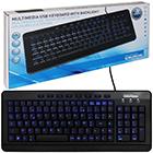 Grundig USB-Tastatur mit Beleuchtung