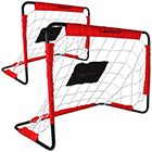 Fussballtor 2er Set Dunlop