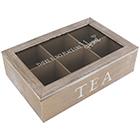 Teebox 6 Fächer - Home