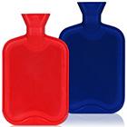 Wärmflasche 2L mit Farbwahl