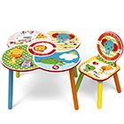 Fisher-Price Tisch und Stuhl