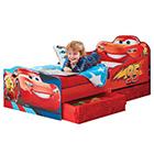 Ausstellungsstück Kinderbett mit Schubladen Cars