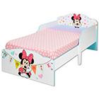 Kinderbett Holz Minnie weiß