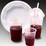 Einwegbecher Wahlweise für 400 ml 500 ml oder 150 ml oder Einwegteller
