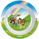 playmobil® Teller Suppenteller Kinderteller Geschirr