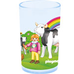 playmobil® Trinkglas Kinderglas Glas