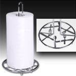 Küchenrollenhalter verchromt 30 cm