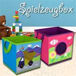 Aufbewahrungsbox mit Netzfenster - Motivauswahl