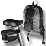 Satteltasche und Rucksack 2in1