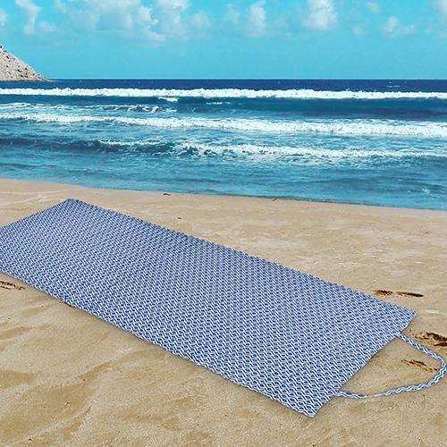 Reiseaccessoires Strandmatte 60x180cm Camping & Outdoor