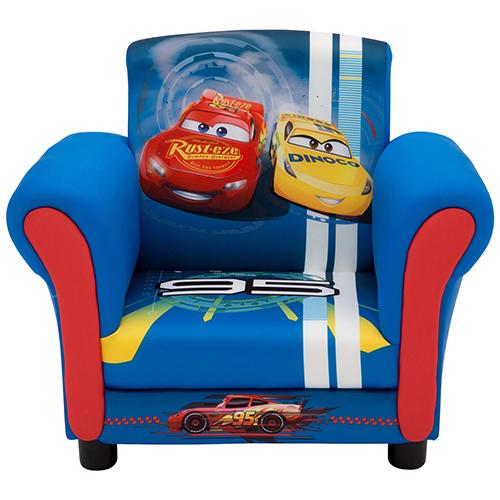 mehrfarbig Disney Cars Flash MC K/önigin 1 St/ück BabyCalin DIS550715 Sessel