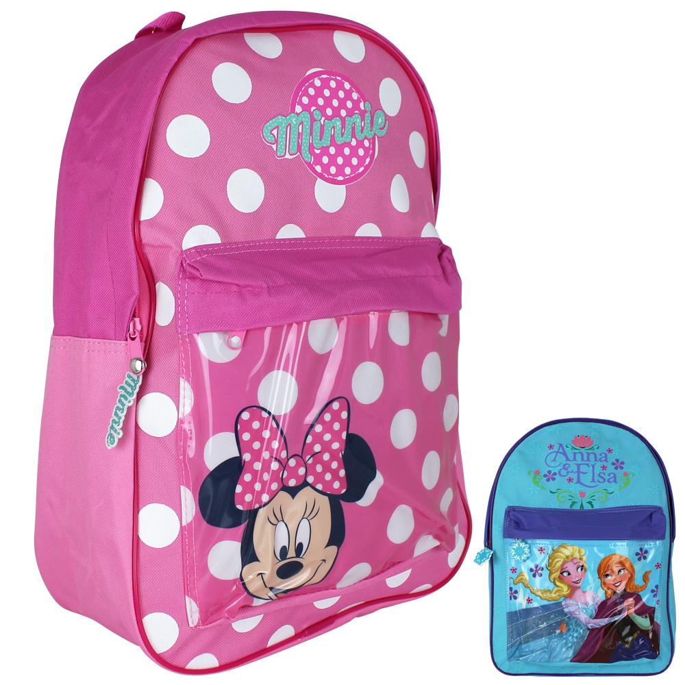 XL Disney Rucksack Kinderrucksack Kinder Schule Kindergartentasche ...