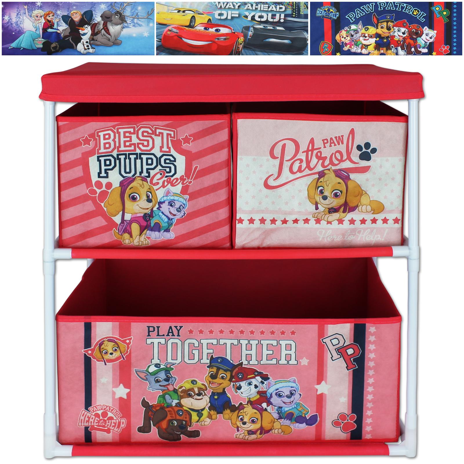 aufbewahrungsschrank boxen regal kinder m bel aufbewahrung spielzeug kinderm bel ebay. Black Bedroom Furniture Sets. Home Design Ideas