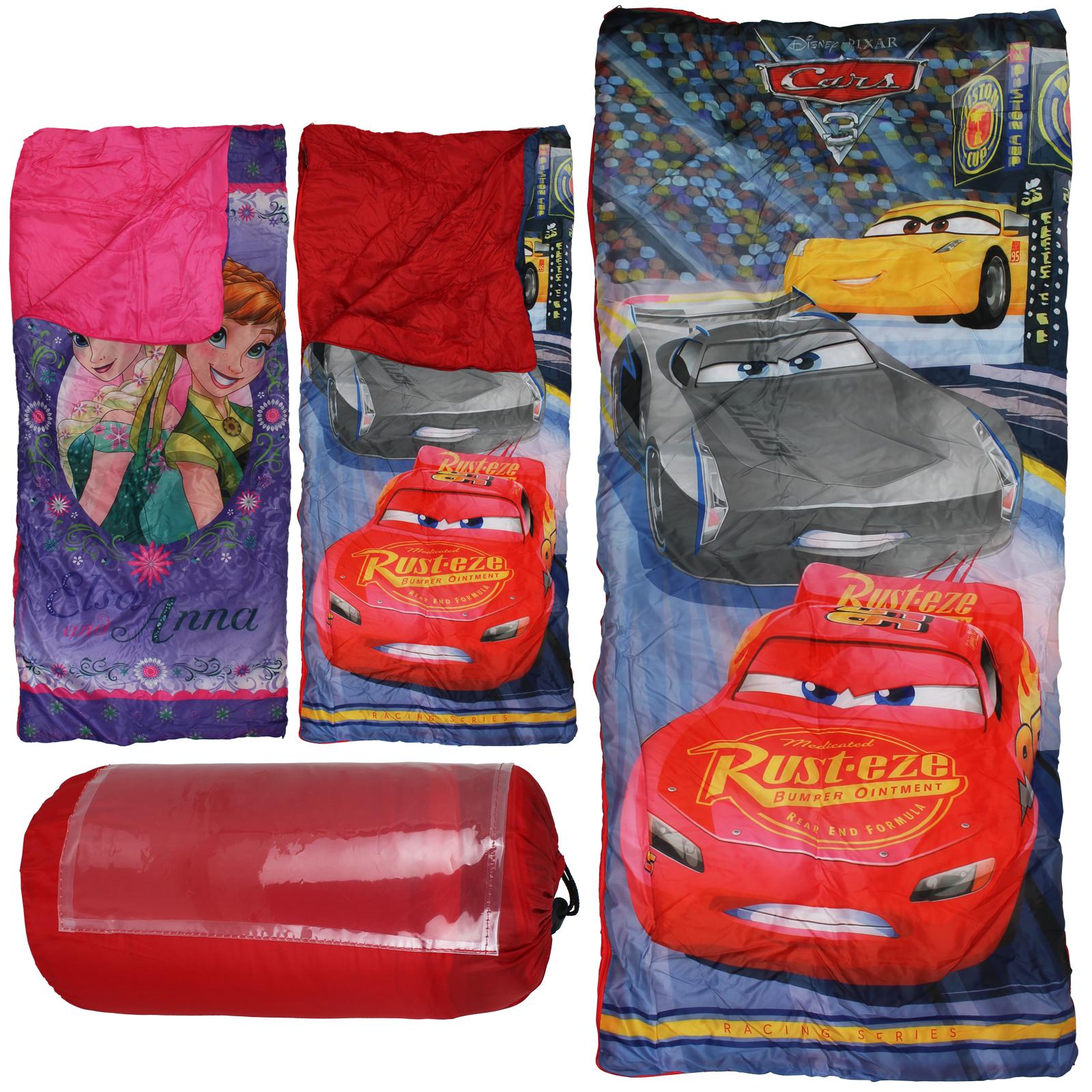 Disney-Kinder-Schlafsack-Decke-Bettwaesche-Zelt-Camping-Outdoor-Kinderdecke-150cm