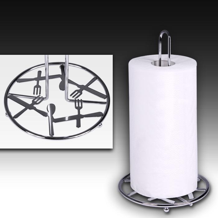 k chenrollenhalter papierrollenhalter halterung rollenhalter halter papierrolle ebay. Black Bedroom Furniture Sets. Home Design Ideas