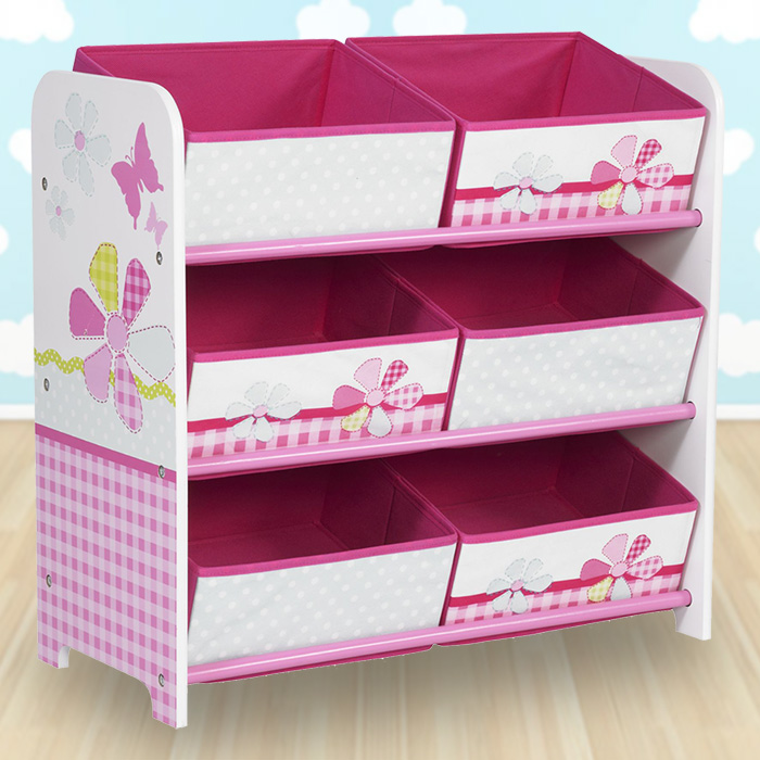 aufbewahrungsregal kinderregal spielzeugkiste aufbewahrung box regal kinderm bel ebay. Black Bedroom Furniture Sets. Home Design Ideas