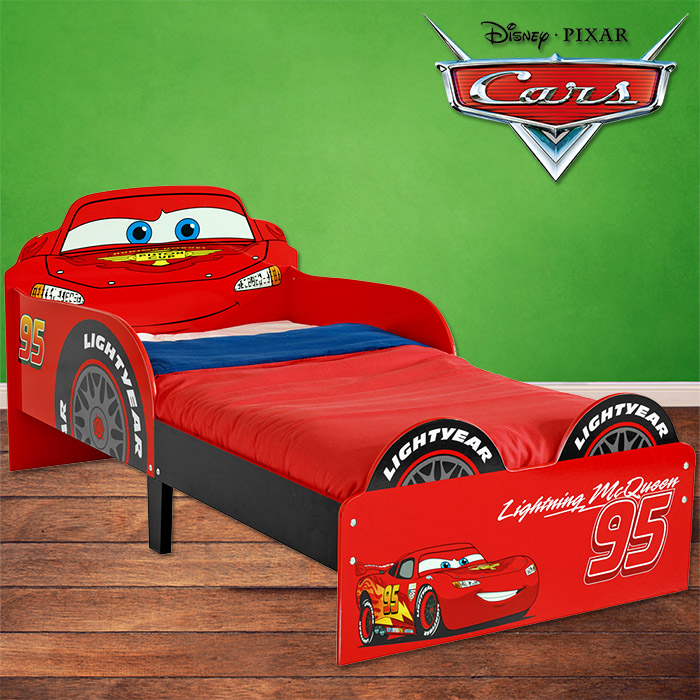 disney cars auto kinderbett jungen bett kinder m bel. Black Bedroom Furniture Sets. Home Design Ideas