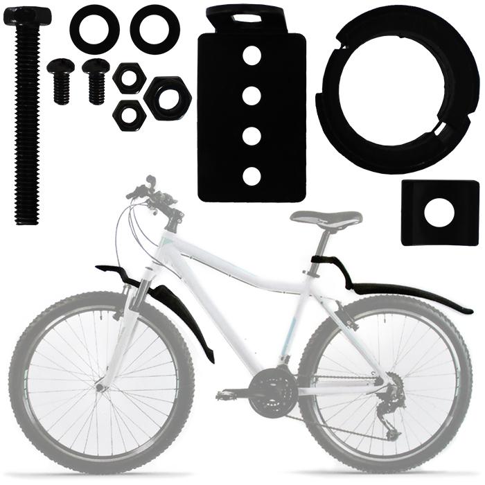 Hinteres Steck Schutzblech Radspritzschutz Faltbar Schutzblech MTB Cyclocross