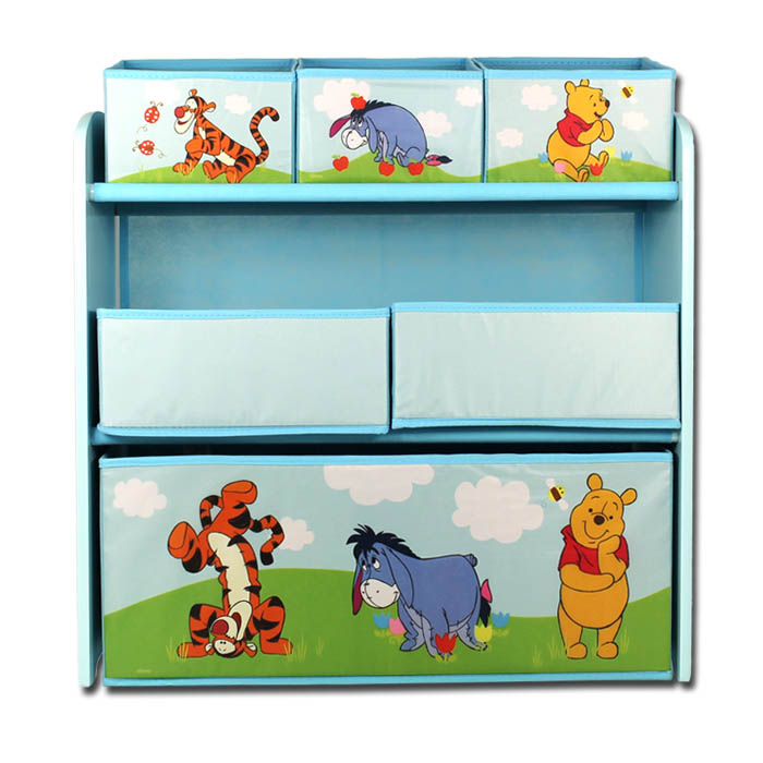 aufbewahrungsbox disney winnie the pooh spielzeugkiste. Black Bedroom Furniture Sets. Home Design Ideas