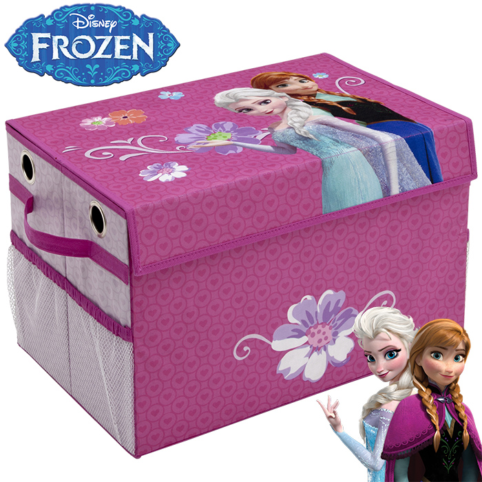 disney kinder truhe kiste box spielzeugtruhe spielzeugbox aufbewahrung deckel ebay. Black Bedroom Furniture Sets. Home Design Ideas