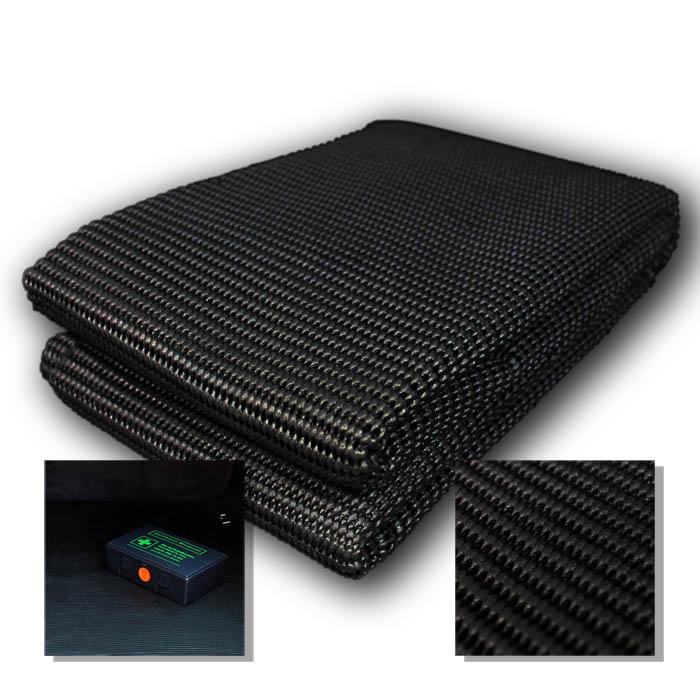 antirutschmatte 120x100cm zuschneidbar gummimatte kofferraum wohnwagen pkw auto 4250913155595 ebay. Black Bedroom Furniture Sets. Home Design Ideas