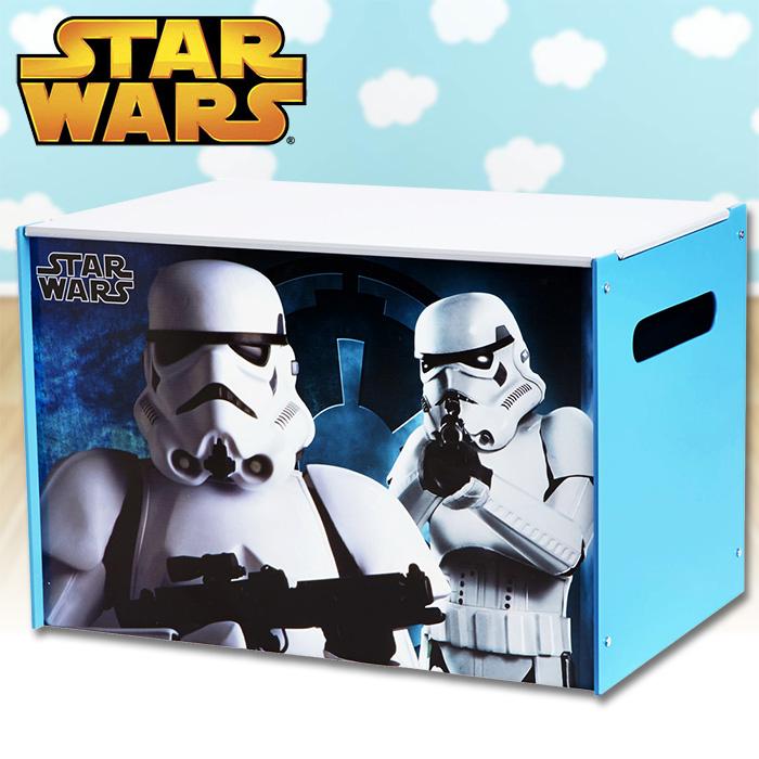 Star wars spielzeugtruhe spielzeugkiste spielzeugbox